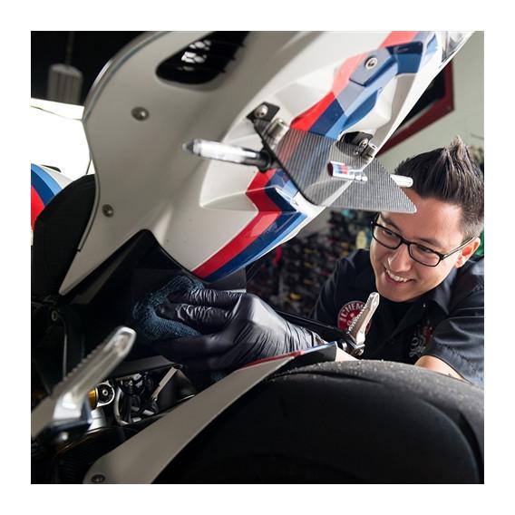 Chemical Guys MTO10716 - Kunststoff und Gummipflege Moto Armor, Moto Line