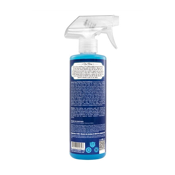 Chemical Guys BUF_301_16 - Polishing & Buffing Pad Conditioner