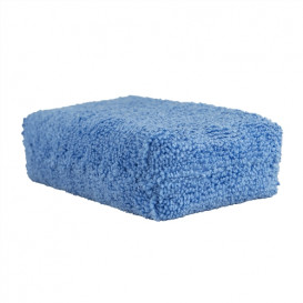 Premium Grade Microfiber Applicator Blue