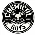 Chemical Guys Logo Aufkleber, Rund (20,32cm)
