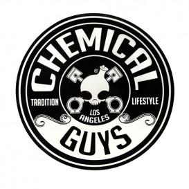 Chemical Guys Logo Aufkleber, Rund (12,70cm)