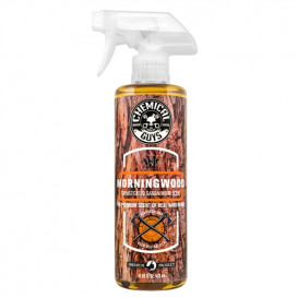 Chemical Guys AIR23016 - Morning Wood Sophisticated Sandalwood Scent Premium Air Freshener & Odor Eliminator (16 oz)