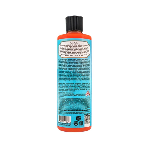 Chemical Guys SPI10816 - Heavy Duty Water Spot Remover