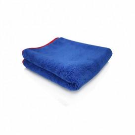 Fluffer Miracle Supra Microfiber Towel, Blue