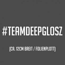 Aufkleber TeamDeepGlosz