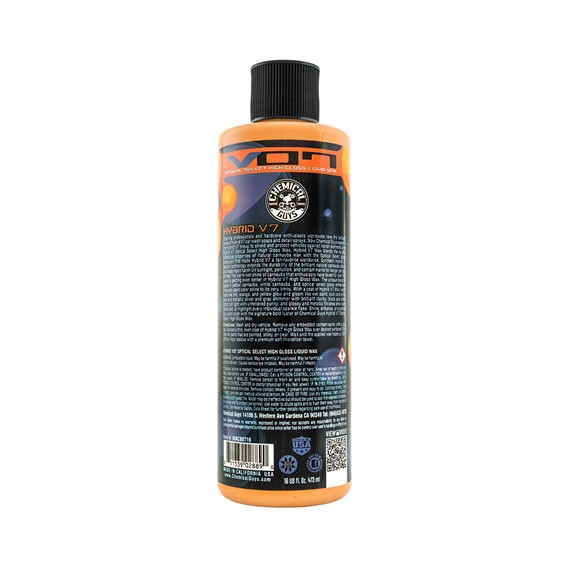 Chemical Guys WAC80716 - Hybrid V7 Optical Select High Gloss Liquid Wax