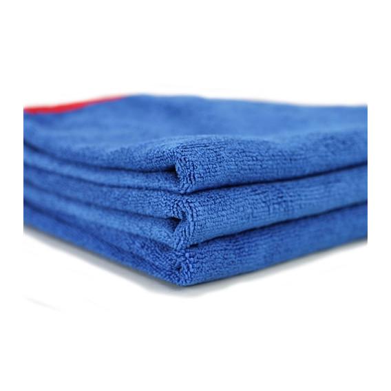Chemical Guys MIC_998_1 - Fluffer Miracle Supra Microfiber Towel, Blue