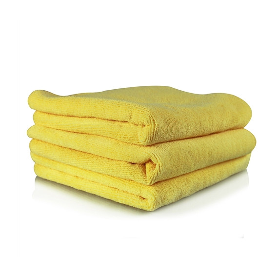 Chemical Guys MIC10301 - Ultra Fine Microfiber Towel, Yellow