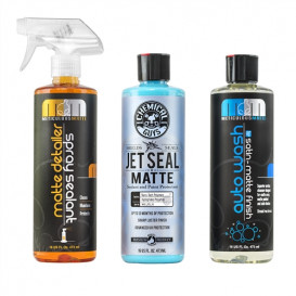 Chemical Guys HOL99516 - Meticulous Matt Pflegeset
