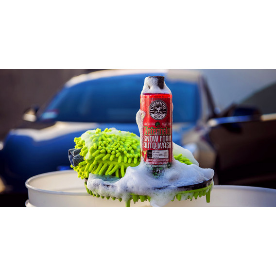 Chemical Guys CWS20816 - Watermelon Snow Foam Autoshampoo