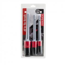 Mehr über Exterior Detailing Brushes (3 Bürsten)