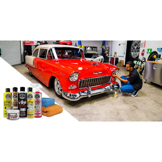 Chemical Guys HOL800 - Best Detailing Kit (8 Artikel)