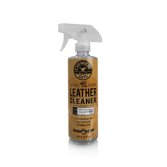 Chemical Guys SPI_208_16 - Leather Cleaner - Colorless & Odorless Super Cleaner