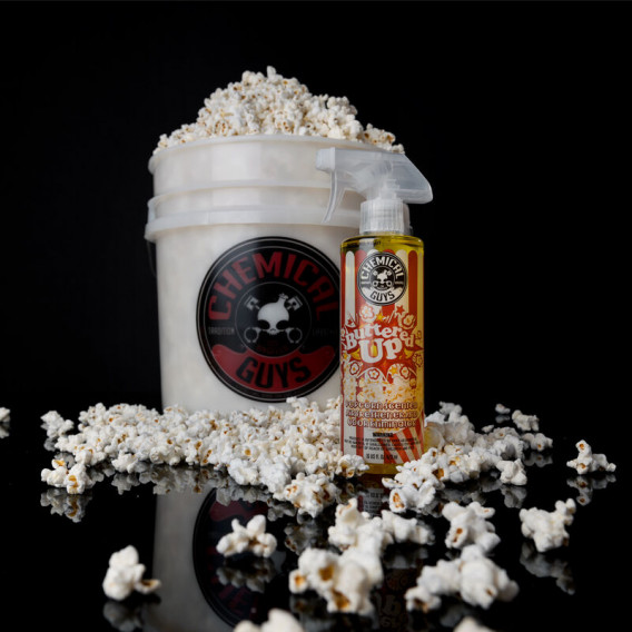 Chemical Guys AIR24616 - Buttered Up Popcorn Premium Lufterfrischer