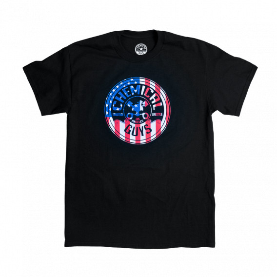 Chemical Gus SHE721 - American Stars & Stripes T-Shirt