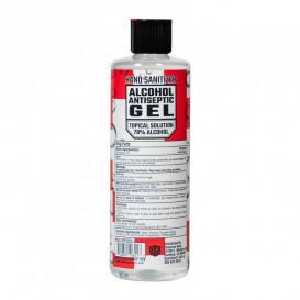 Chemical Guys HYG10216 - SeventyGel Händedesinfektionsmittel 70% Alkohol Antiseptisches Gel Topische Lösung
