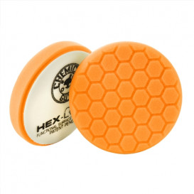 Chemical Guys BUFX_102HEX4 - Hex-Logic Medium-Heavy Cutting Pad, Orange (4 Inch)
