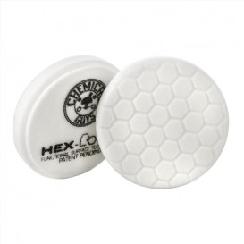 Chemical Guys BUFX_104HEX4 - Hex-Logic Light-Medium Polishing Pad, White (4 Inch)
