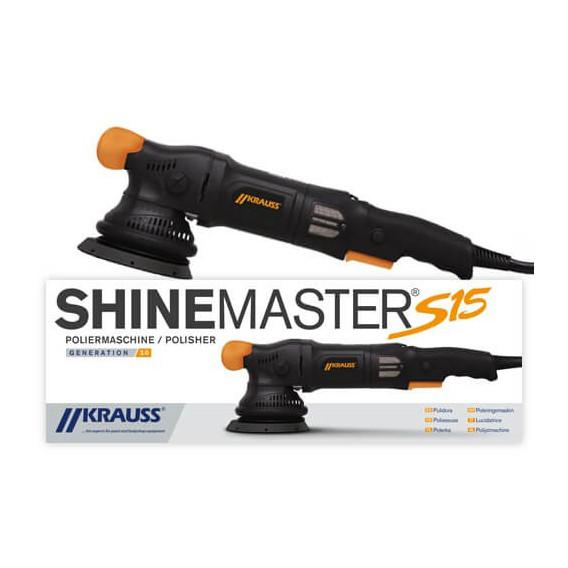 Krauss Tools - SHINEMASTER S15 Exzenter Polierer V2