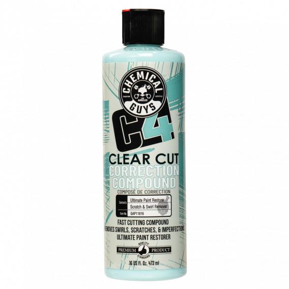 Chemical Gus GAP11616 - C4 Clear Cut Correction Politur
