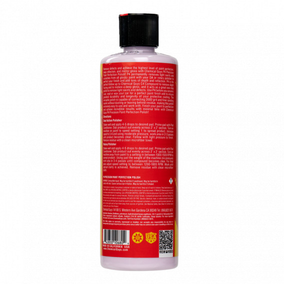 Chemical Guys GAP11716 - P4 Precision Paint Perfection Lackpolitur