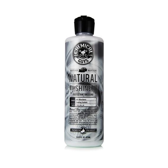 Chemical Guys TVD_201_16 - Natural Shine, Satin Shine Dressing