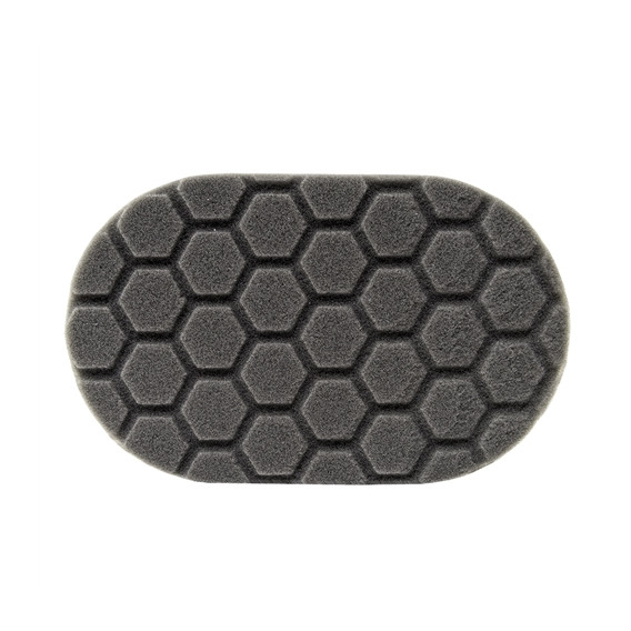 Chemical Guys BUFX_203 - Hex-Logic Finishing Hand Applicator Pad, Black