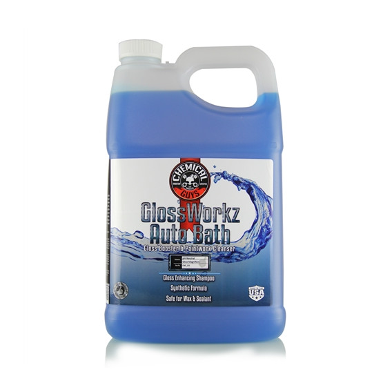 Glossworkz Gloss Booster and Paintwork Cleanser Gallone