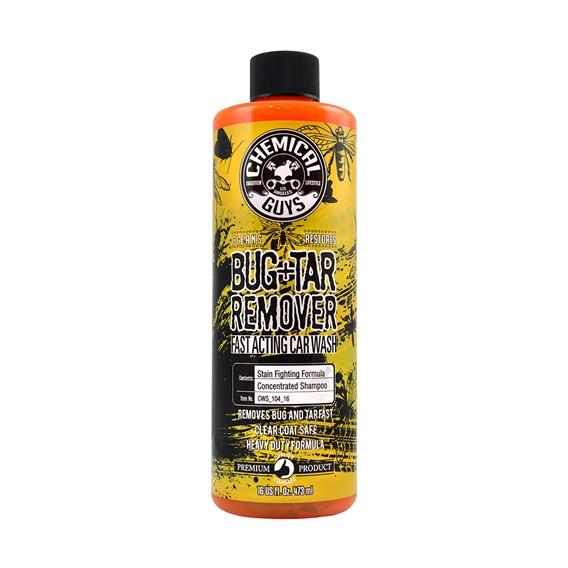 Chemical Guys CWS_104_16 - Bug & Tar Heavy Duty Car Wash Shampoo