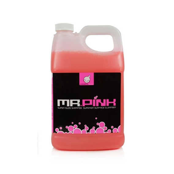 Mr. Pink Super Suds Shampoo & Superior Surface Cleaning Soap