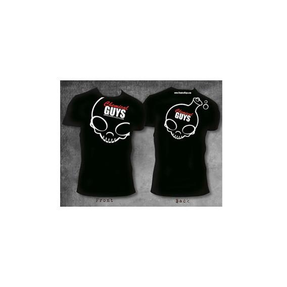 Chemical Guys SHE_101 - Chemical Guys Skull Logo T-Shirt