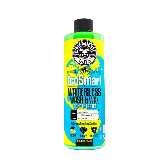 Chemical Guys WAC_707_16 - EcoSmart - Hyper Concentrated Waterless Car Wash & Wax