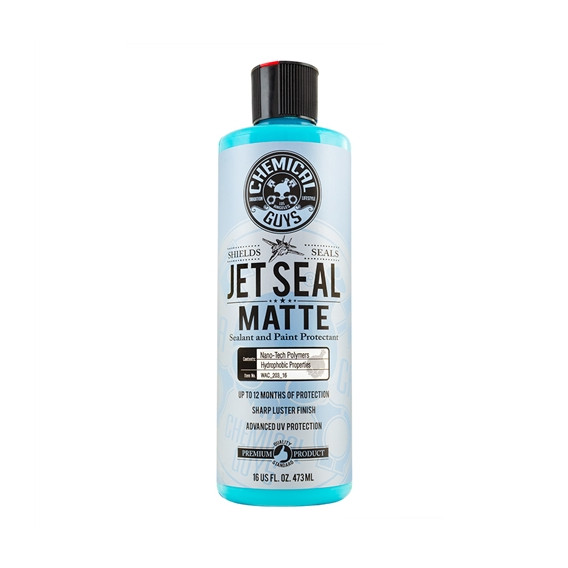 Chemical Guys WAC_203_16 - JetSeal Matte Sealant and Paint Protectant