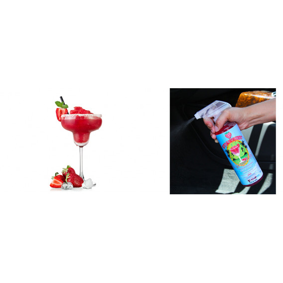 Chemical Guys AIR_223_16 - Strawberry Margarita Scent Premium Air Freshener & Odor Eliminator