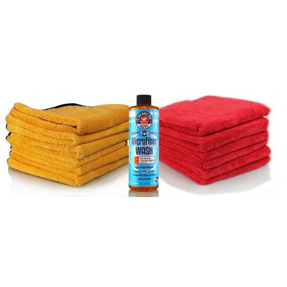 Chemical Guys CWS_201_16 - Microfiber Wash Cleaning Detergent Concentrate
