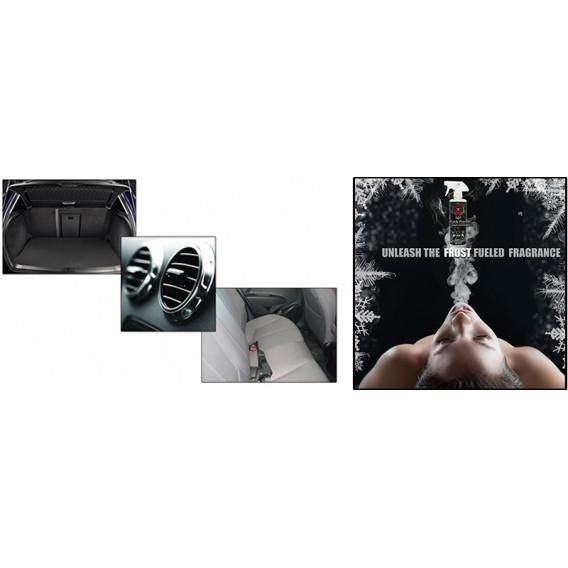 Chemical Guys AIR_224_16 - Black Frost Air Freshener & Odor Eliminator