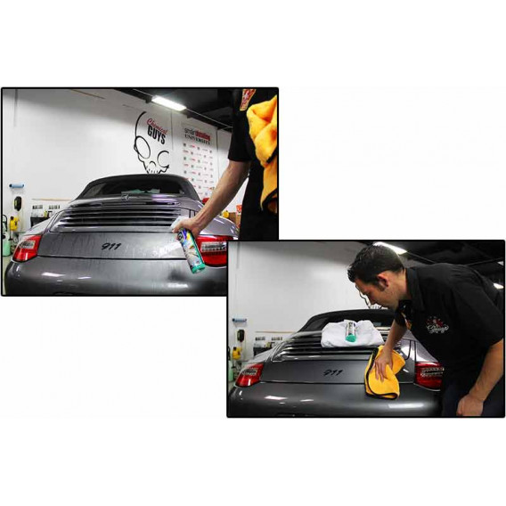 Chemical Guys CWS_801_16 - After Wash - Shine While You Dry Drying Agent, With Hybrid Gloss Technology