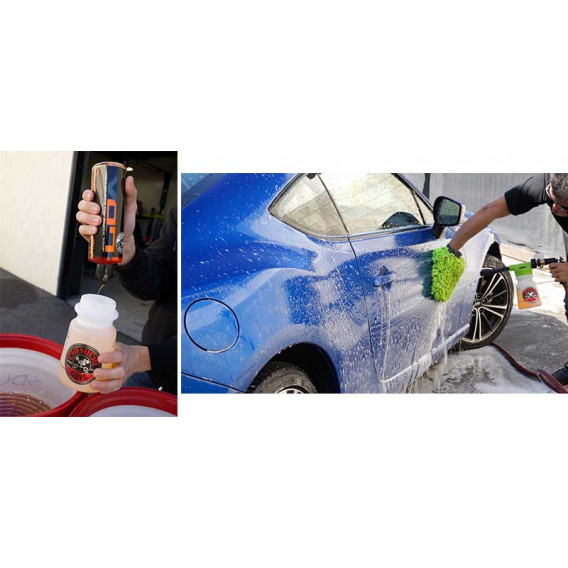 Chemical Guys CWS_808_16 - Hybrid V7 Optical Select High Suds Car Wash Soap