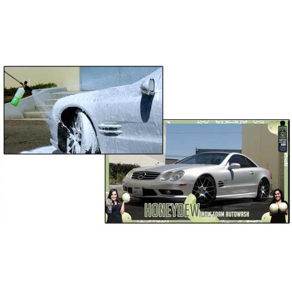 Chemical Guys CWS_110_16 - Honeydew Snow Foam Auto Wash Cleanser