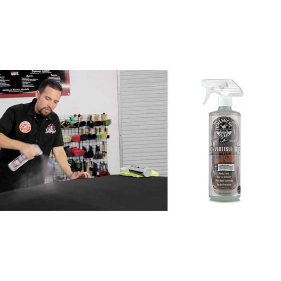Chemical Guys SPI_193_16 - Convertible Top Protectant and Repellent