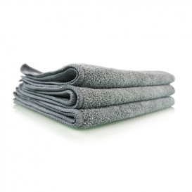 WORKHORSE GRAU MICROFIBER TOWEL, 40x40cm (METALS & WHEELS)