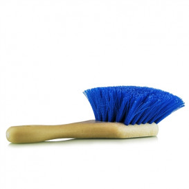 Chemical Resistant Stiffy Brush, Blau