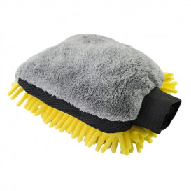 Three-Way Premium Wash Mitt