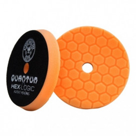 "Mehr über 5,5"" Hex-Logic Quantum Medium-Heavy Cutting Pad, Orange"