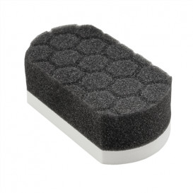 Easy Grip Soft Hex-Logic Applicator Pad, Weiß