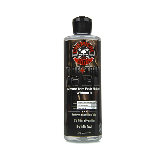 hemical Guys TVD_108_16 - Tire and Trim Gel for Plastic and Rubber