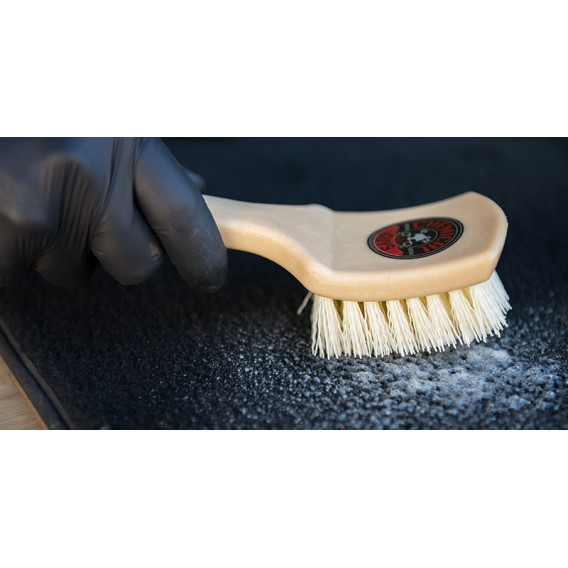 Chemical Guys ACCG25 - Induro 7 Heavy Duty Nifty Interior Carpet & Upholstery Detailing Brush