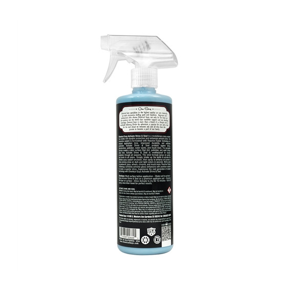Chemical Guys WAC20816 - Activate Instant Wet Finish Shine and Seal - DeepGlosz | Professionelle Autopflege Produkte
