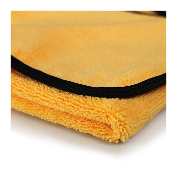 Chemical Guys MIC_721 - Miracle Dryer Absorber Premium Microfiber Towel with Silk Edges