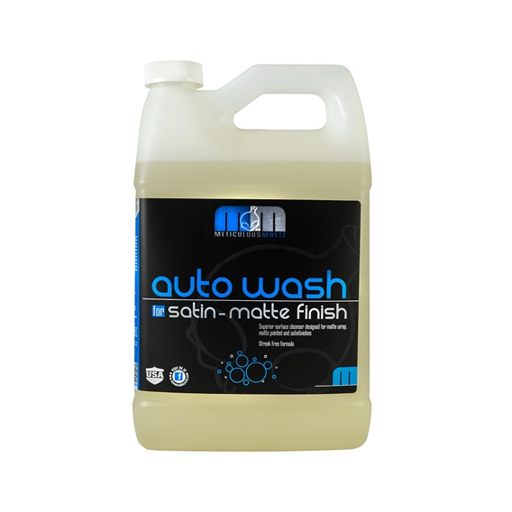 Meticulous Matte Auto Wash for Satin Finish & Matte Finish Paint